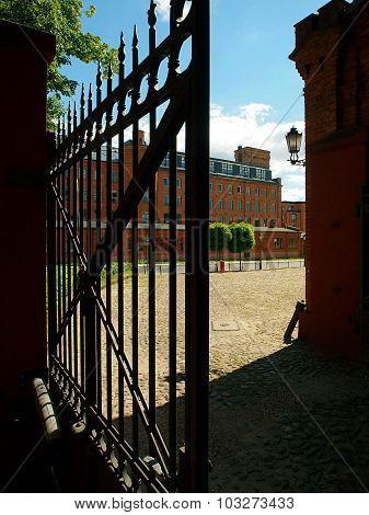 Factory heritage Scheibler.