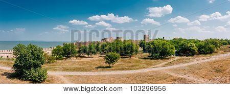 Medieval Fortress Akkerman Belgorod-Dniester, Ukraine