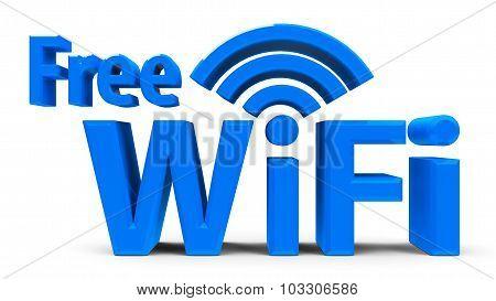 Free Wifi Symbol