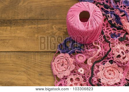 The Product Is Handmade, Crochet