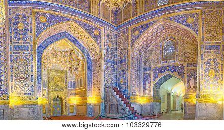 The Pearl Of Uzbek Art