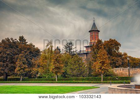 Saint Nicholas Church In Iasi