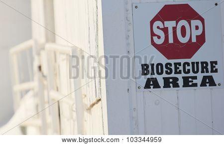 Biosecure Area