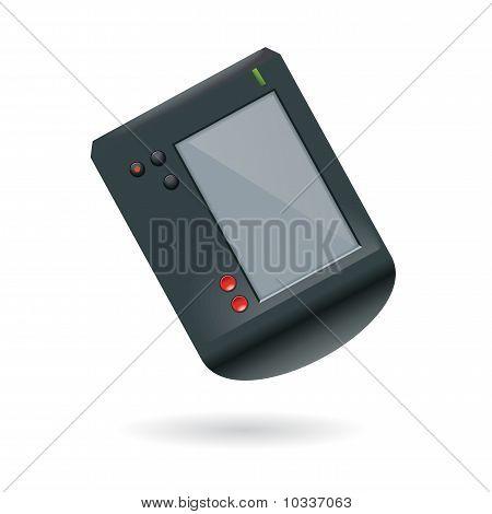 beeper device vector