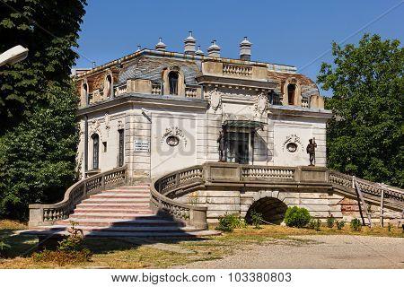 George Enescu Home In Bucharest