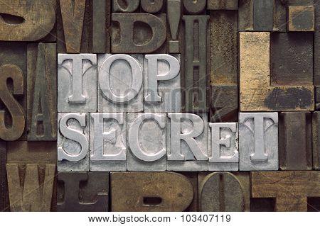 Top Secret Met