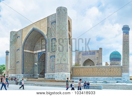 The Mosque Complex