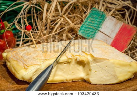Still Life With Italian Cheese Taleju
