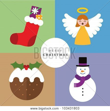 Christmas Decoration Set VI