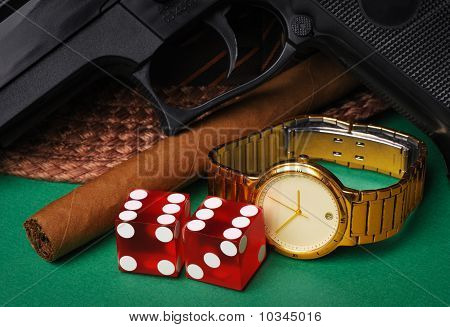 Mobster accessories