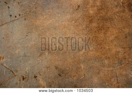 Aged Leather Background