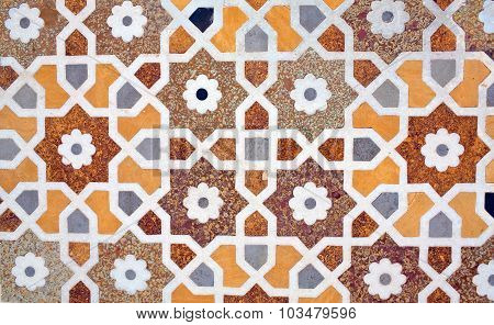 Details Of Marble Surface