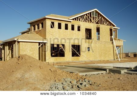 New Home Construction 4