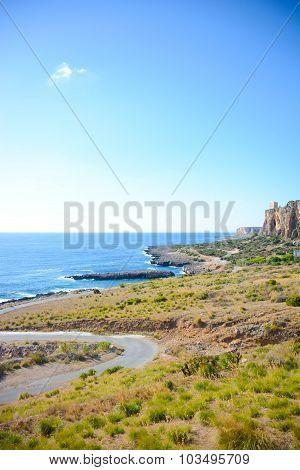 Sicily Cliffs 2