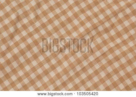 Checkered Pattern Vintage