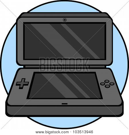 portable videogame console