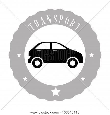means of transport design, vector illustration eps10 graphic poster