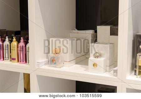 Parfume store