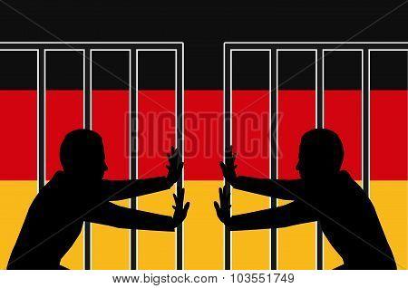 Germany Closing Borders