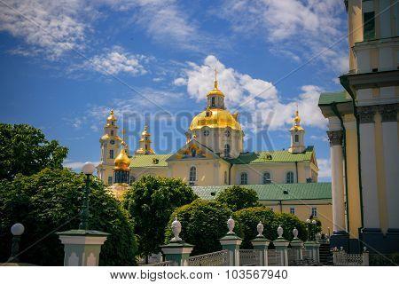 Dormition Cathedral of Pochayiv Monastery