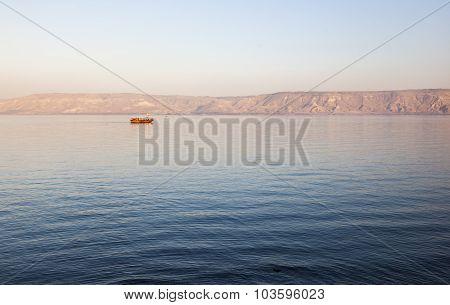 Sea (lake) Of Galilee. Lower Galilee. Israel.