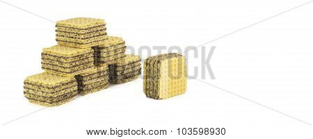 Wafer cubes