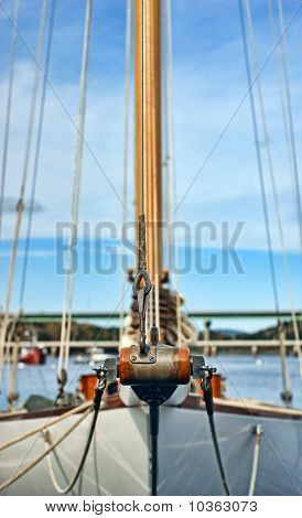 Sailboat Bowsprit