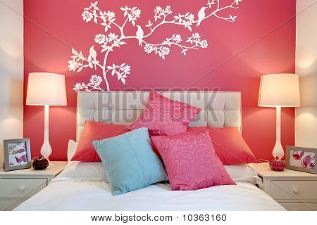 Sylish Modern Bedroom