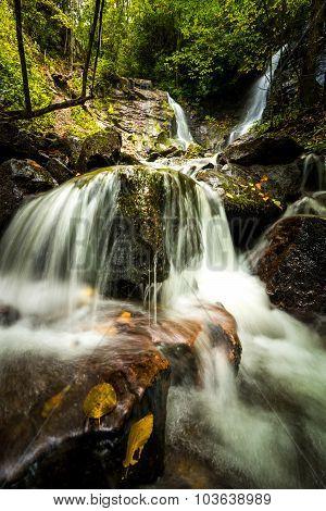 Soco Falls in Western North Carolina 2