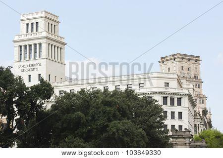 Building Of Banesto