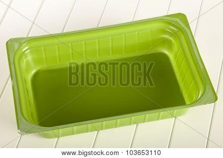 Green Plastic Mold