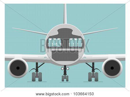Fuselage Cross Section