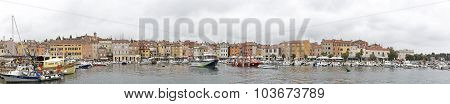 Cityscape Rovinj