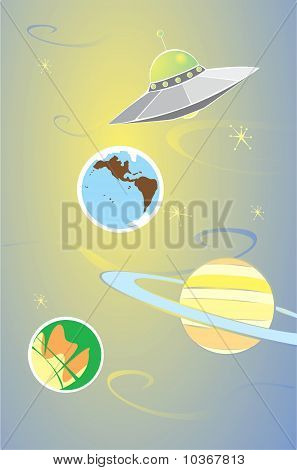 Planets and Alien