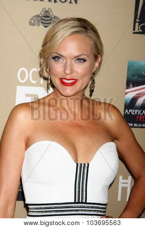 LOS ANGELES - OCT 3:  Elaine Hendrix at the