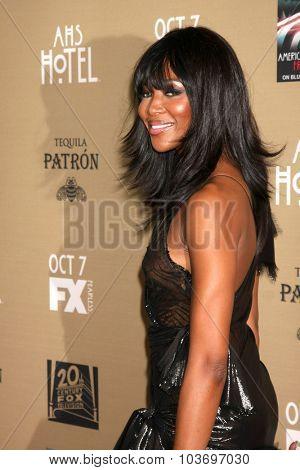 LOS ANGELES - OCT 3:  Naomi Campbell at the