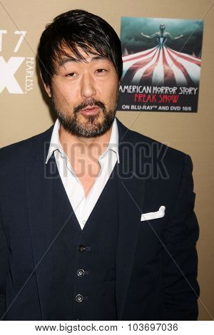 LOS ANGELES - OCT 3:  Kenneth Choi at the