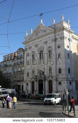 Nossa Senhora Da Encarnacao Church