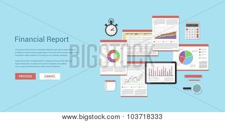 Fibabcial Report