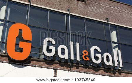 Gall Liquor Store