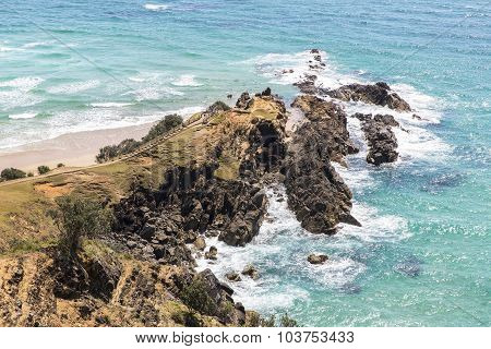 Coastal view, viewed from Cape Byron