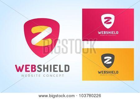 Abstract Z character vector logo icon monogram. Power z vector, z letter logo, web studio, design studio, round shape,z logo icon, company z logo, abstract logo, design element, business card
