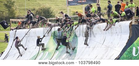 Tough Mudder 2015 London South