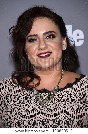 LOS ANGELES - SEP 26:  Artemis Pebdani arrives to the TGIT Premiere Red Carpet Event  on September 26, 2015 in Hollywood, CA.