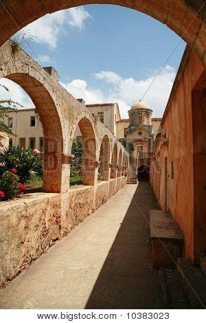 Holy Trinity Monastery Creete
