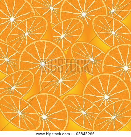 sweet orange and delicious