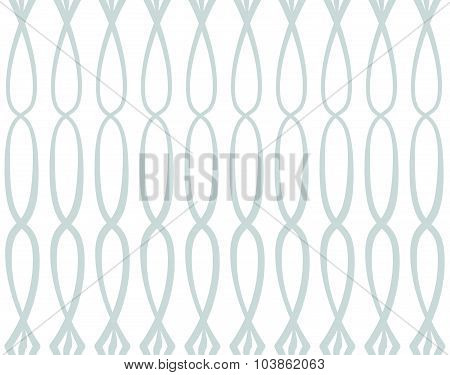Seamless Delicate Veil-like Pattern Background