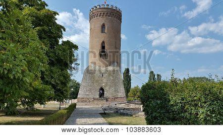 Chindia tower in Targoviste, Romania