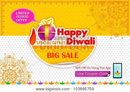 Happy Diwali holiday offer