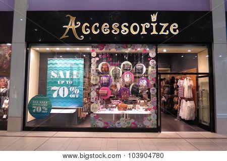 Accessorize Brand Store